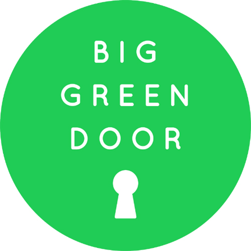Brand Consultancy Staff Orchard Recruitment Big Green Door Logo