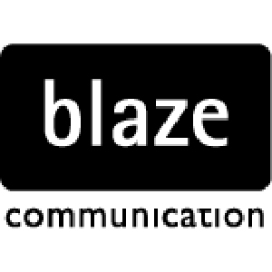 Digital Marketing Agency Staff Orchard Recruitment Blaze Communication Logo